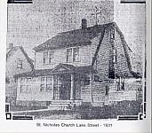 Lake Street church, 1931