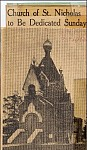 New church, 1942